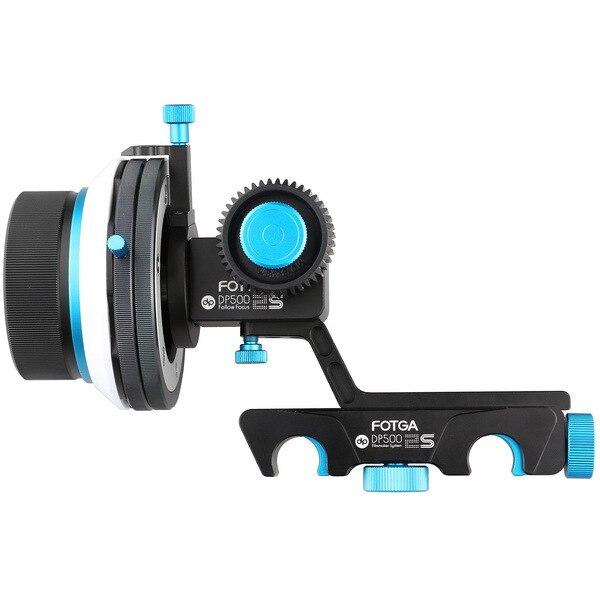Переходное кольцо для объективов Fotga обновление DP500IIS QR фоллоу-фокус A/B резкая остановка для A7 A7RS A7RIII GH4 GH5 GH6 A6500 FS7 C100 BMPCC