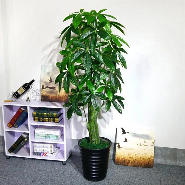1 4 m vieux arbre cheveux arbre faux arbre faux fleur salon d coration en plastique plante verte. Black Bedroom Furniture Sets. Home Design Ideas