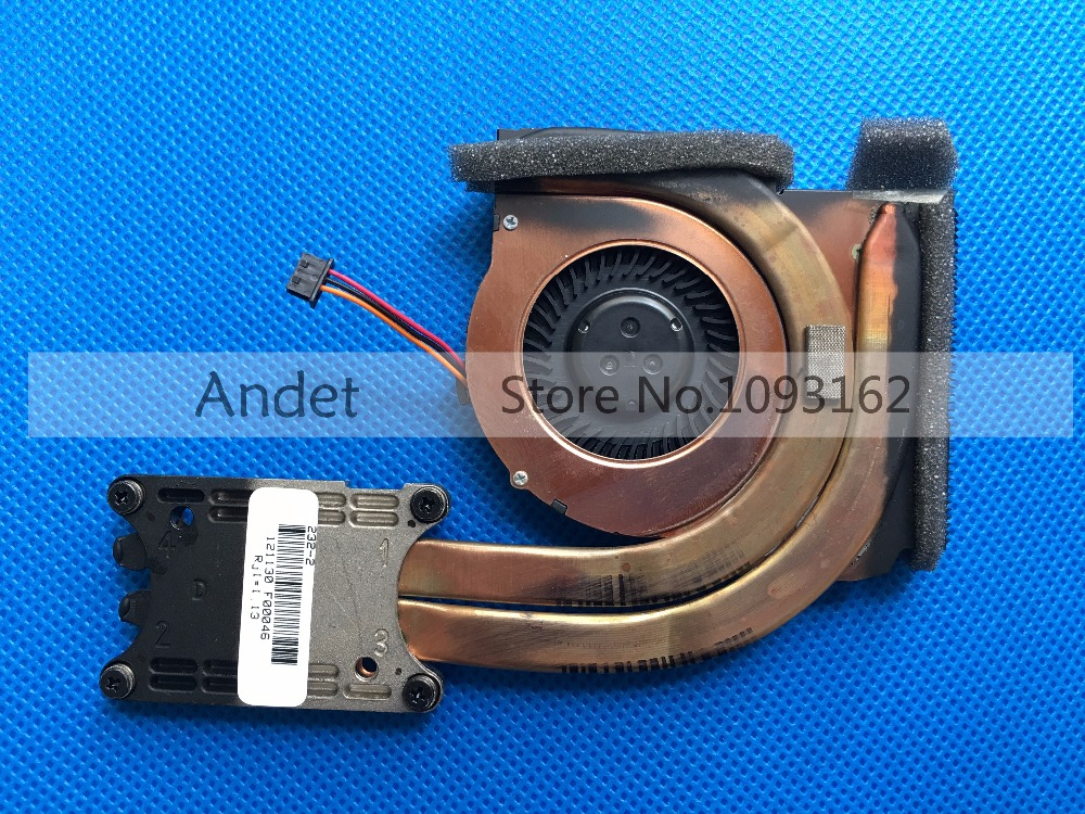 New Original for Lenovo ThinkPad T420S T420Si T430S T430Si Integrated Graphics Heatsink CPU Cooler Cooling Fan 04W1712 04W0416 computador cooling fan replacement for msi twin frozr ii r7770 hd 7770 n460 n560 gtx graphics video card fans pld08010s12hh
