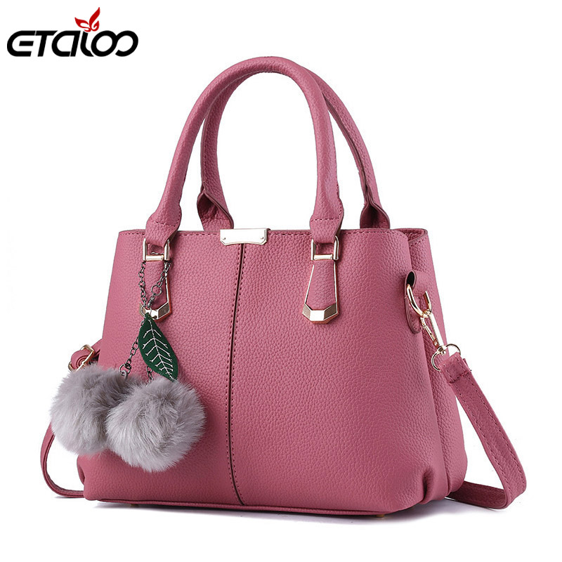 Women bag 2017 new bag women leather handbags female sweet lady fashion handbag Messenger bag shoulder bag for sony mbx 246 v090 rev 1 1 laptop motherboard mainboard 1p 0113j03 6011 100