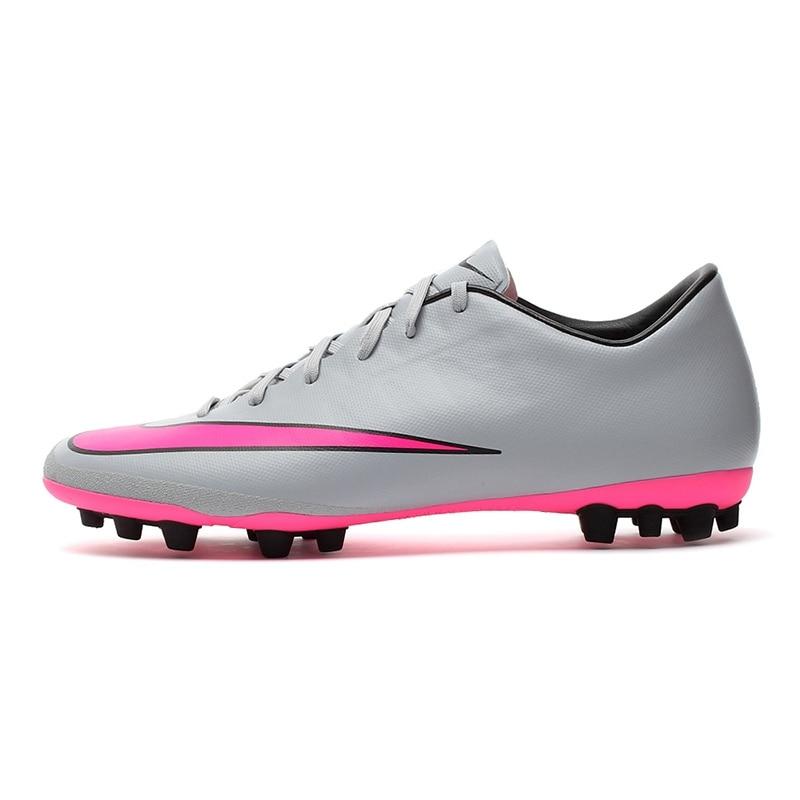 Original NIKE men's Soccer Shoes sneakers