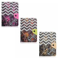 Hot Sale Classical Wavy Lines 7 Inch Universal Android Tablet Pu Leather Flip Case 7 Tablet
