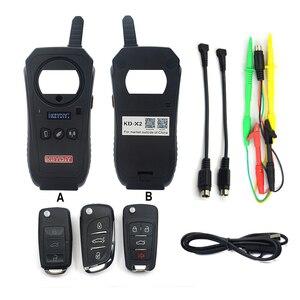 Image 5 - Original KEYDIY KD X2 KD X2 Remote Maker Unlocker and Generator Transponder Cloning Device with 96bit 48 Transponder with chip