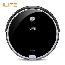 ILIFE A6 Робот пылесос с фортепиано-черным