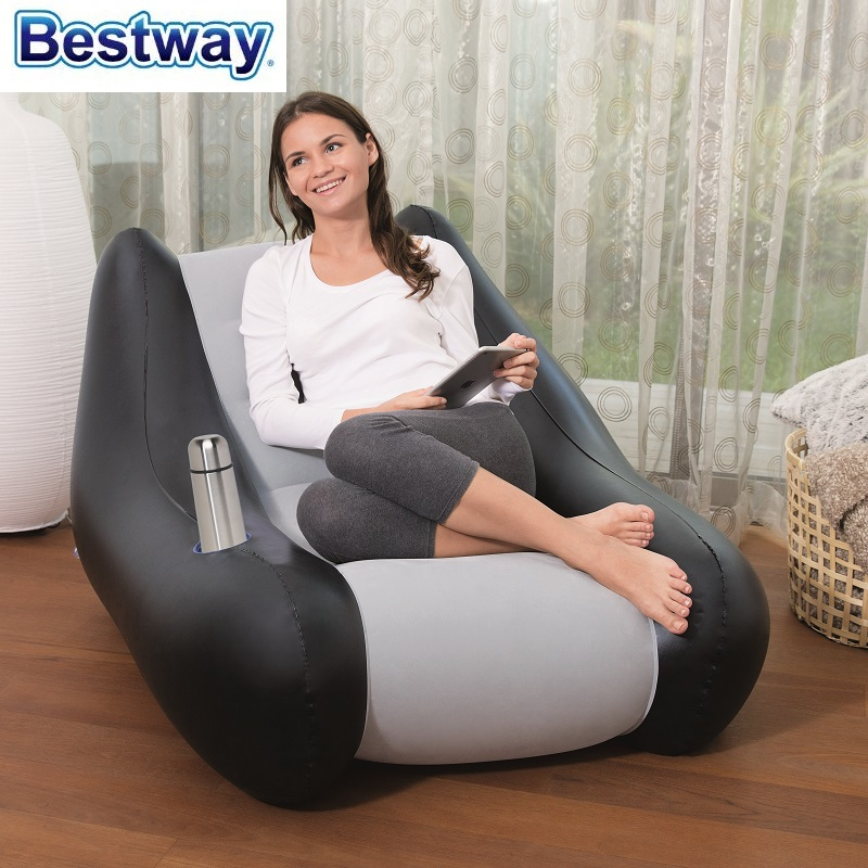 33 x 33 x 29-Inch Bestway Outdoors 75047B Bestway Nestair Chair