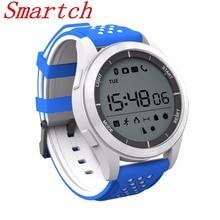 Smartch NO.1 F3 Smart Watch Bracelet IP68 waterproof Smartwatch Outdoor Mode Fitness Tracker Reminder Wearable Devices