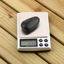0.1g - 1000g 1KG WAAGE DIGITAL POCKET BALANCE WEIGHING Mini SCALE LCD T0.2(China)