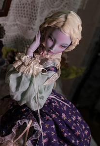 Image 2 - BJD SD Doll 1/4 Ellana  A birthday present High Quality Articulated puppet Toys gift Dolly Model nude Collection