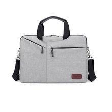 Мужская деловая дорожная сумка для ноутбука, модный портфель, многофункциональная прочная защитная сумка через плечо