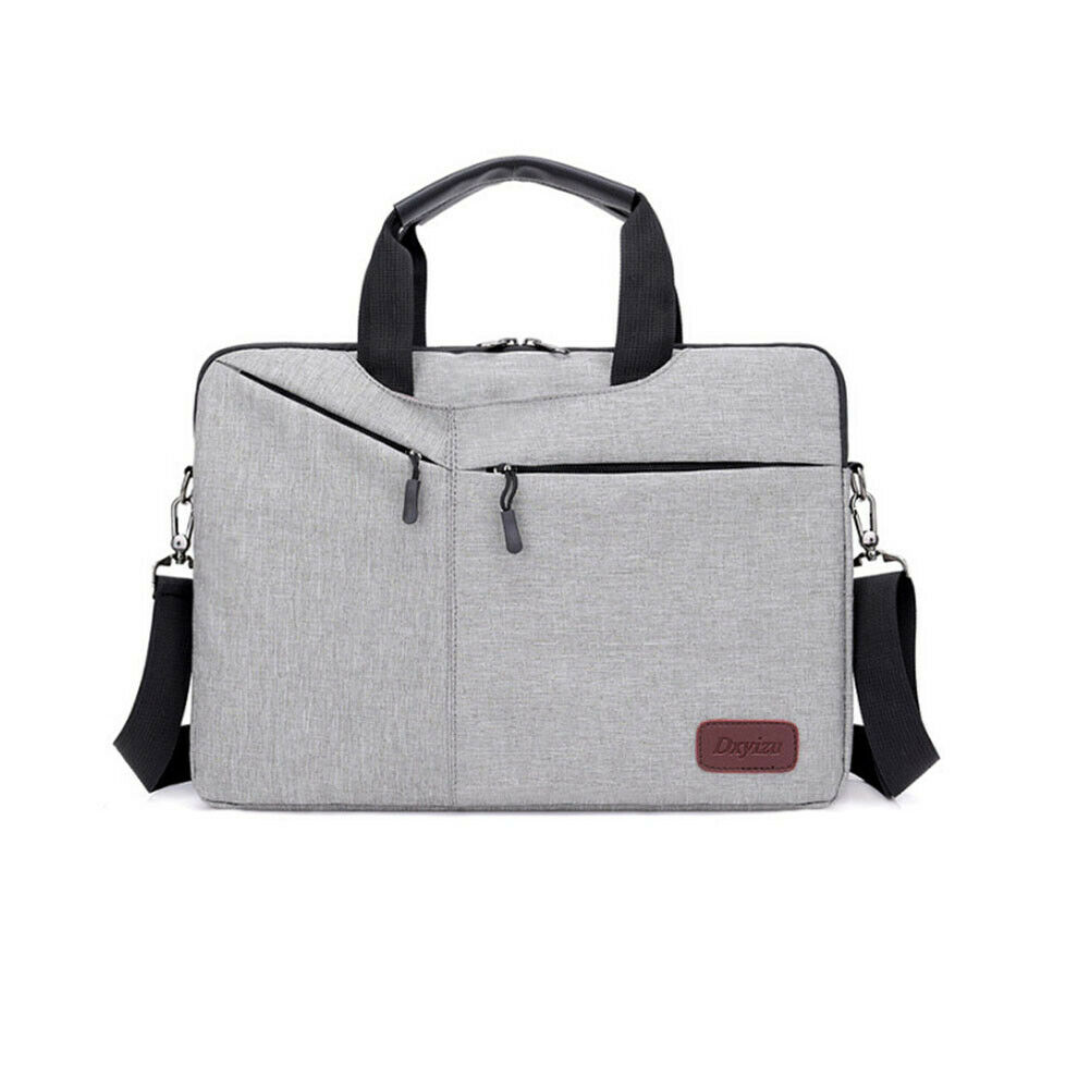 Men's Business Travel Laptop Bag Fashion Briefcase Multifunctional Durable Protection Shoulder Bag