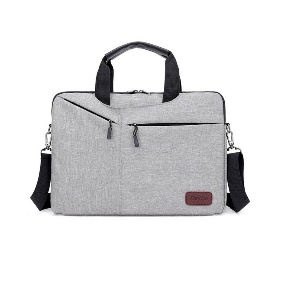 Men's Business Travel Laptop Bag Fashion Briefcase Multifunctional Durable Protection Shoulder Bag
