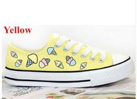 Japanese Hi Top Style Anime My Neighbor Totoro Cat Graffiti Shoes For Boys Girls Women Flats