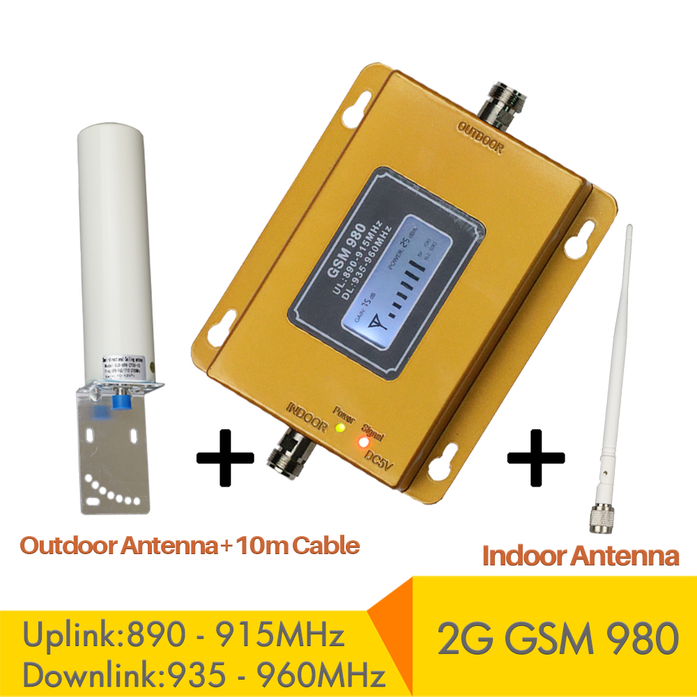 2g mobile phone signal booster with indoor outdoor antenna gsm 900mhz signal repeater for home amplifier complete booster set2g mobile phone signal booster with indoor outdoor antenna gsm 900mhz signal repeater for home amplifier complete booster set