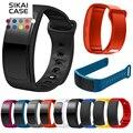 Sikai nueva actualización de silicona banda deporte para samsung gear fit 2 Banda de Fitness Usable Durable de Goma Suave Pulsera Correa Para La Muñeca R360