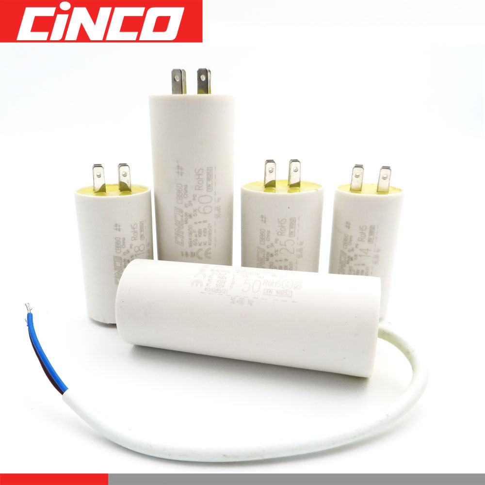 50 uf Capacitor 50uf Microfarid 400 Volts Run Capacitor