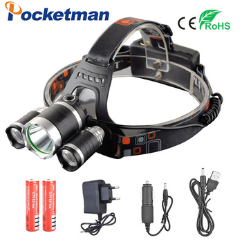 3 XML T6 Led Headlight Head Torch Headlamp 4200LM 4 Modes Head Flashlight for Hunting Fishing LED 18650 Head lamp sitemap 33 xml