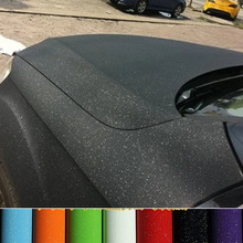 50*150cm DIY Car Sticker Matte Pearl Point Auto Exterior Carbon Fiber Custom Automotive Accessories Change Color Film 10 Colors
