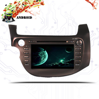 Android 9.0 Car DVD Player GPS Navigation Multimedia For Honda Fit Jazz Radio 2008 2009 2010 2011 2012 13 Head Unit Auto System