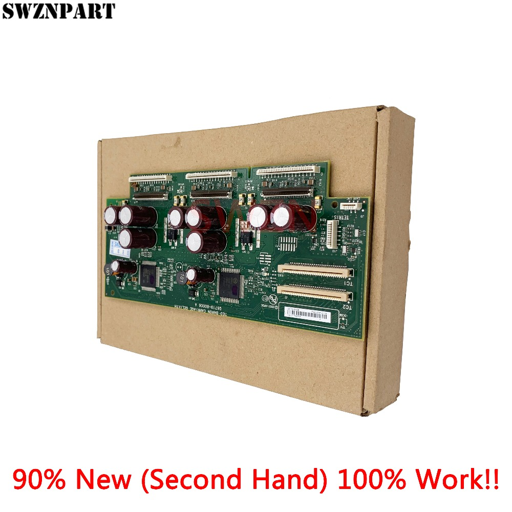 Carriage PCA Board Carriage Board For HP designjet Z3200 Z3200PS Q6718-67012 Q6659-60175 Q6719-60006 Plotter parts Free shipping
