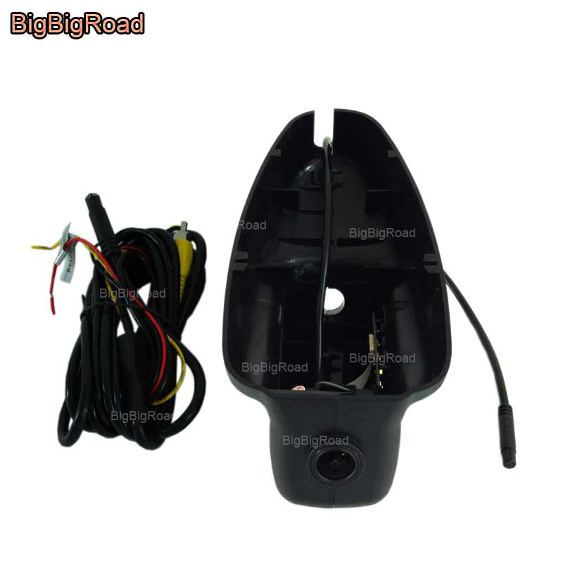 BigBigRoad For Land Rover Discovery 4 HSE 2012 2013 2014 2015 2016 / Range Rover Evoque 2012 2013 Car Wifi DVR Video Recorder for land rover tdv6 discovery 3 4 range rover sport oil pump lr013487