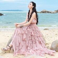 Kleid rosa Freies 2019