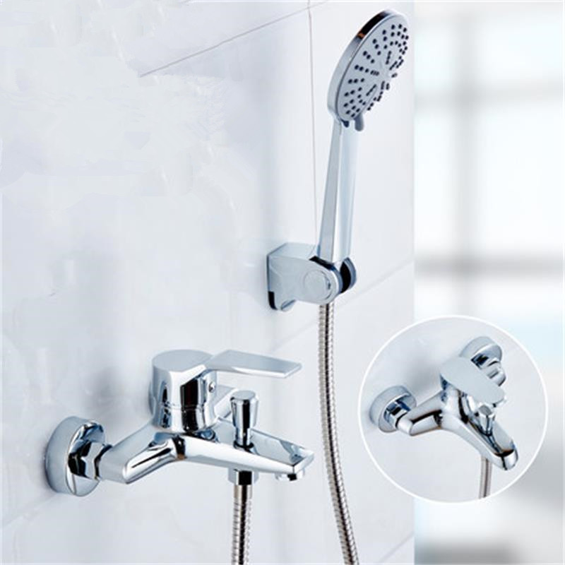 HDM Bathroom Accessories Shower Sets Bathroom Faucet Brass Modern ...