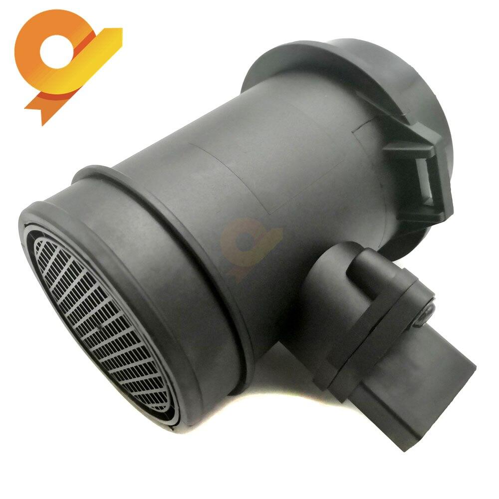 MASS AIR FLOW SENSOR FOR AUDI A4 A6 VW CADDY PASSAT POLO 0281002216 028906461