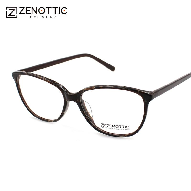Design Prescription Eyeglass Frames For Women Eyewear Optical Frames Cat Eye Glasses Frame Marcos De Lentes Opticos Mujer BT3008