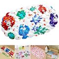 Bath mats cartoon shell bathroom for baby and child mats bathtub mat lovely animal toilet mats 38x68 cm