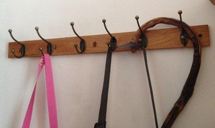Kleiderhaken Diy antike messing viktorianischen wand kleiderhaken schlüssel tasche