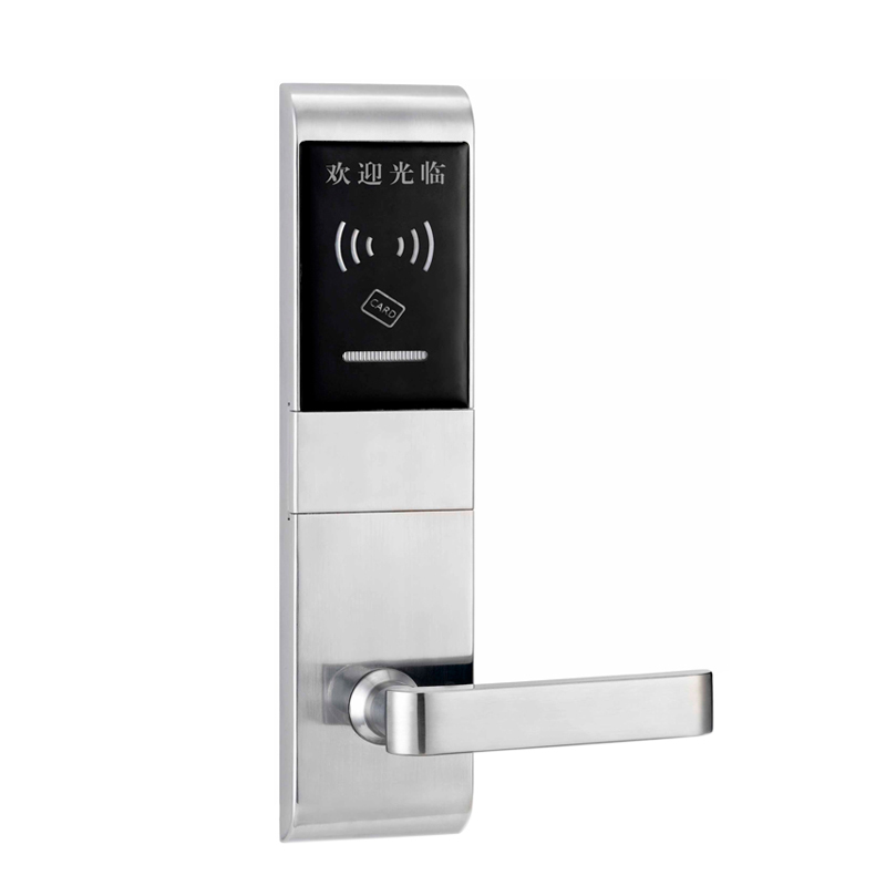 Manufacturer RFID card reader door lock for hotel, RF hotel lock system цена