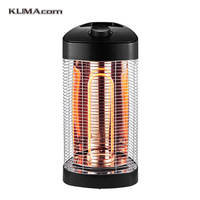 Indoor Outdoor Electric Table Top Patio Heater Halogen Radiant Carbon Fiber Best Patio Heaters