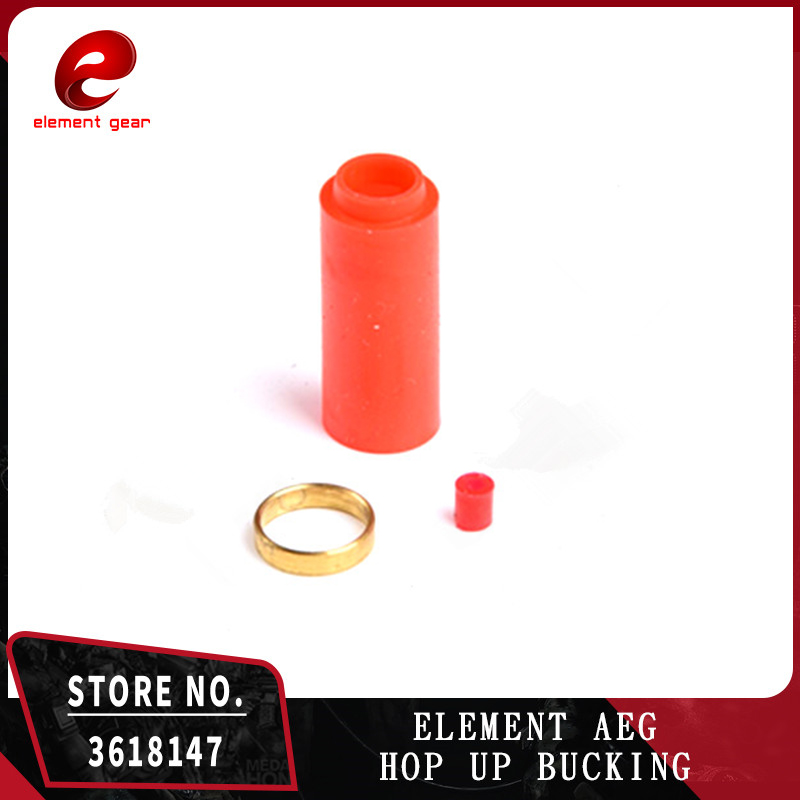 Element Guarder Improved Rubber AEG HOP UP Bucking For Airsoft AEG Hunting Accessories BK GB07002-RED