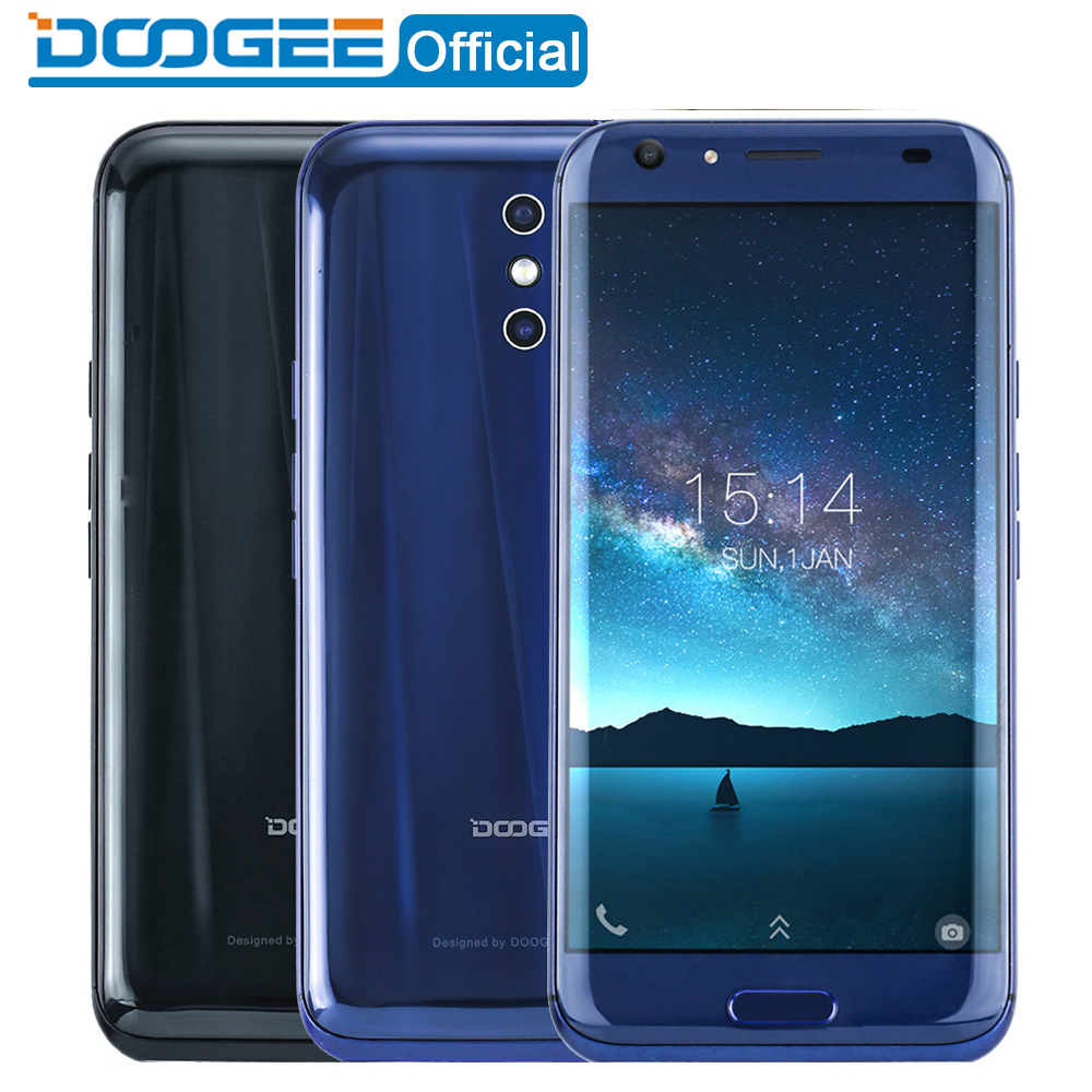 DOOGEE BL5000 Android 7.0 5050mAh 12V2A Quick Charge 5.5'' FHD MTK6750T Octa Core 4GB RAM 64GB ROM Smartphone Dual 13.0MP Camera