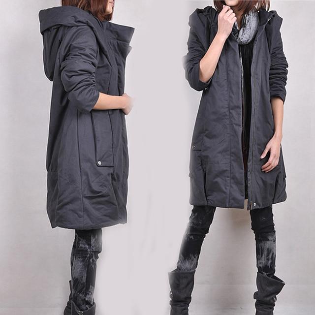 nueva maternidad de maternidad abrigo de invierno chaqueta caliente abajo chaqueta embarazada ropa mujer abrigos parkas
