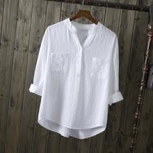tops women blouse white