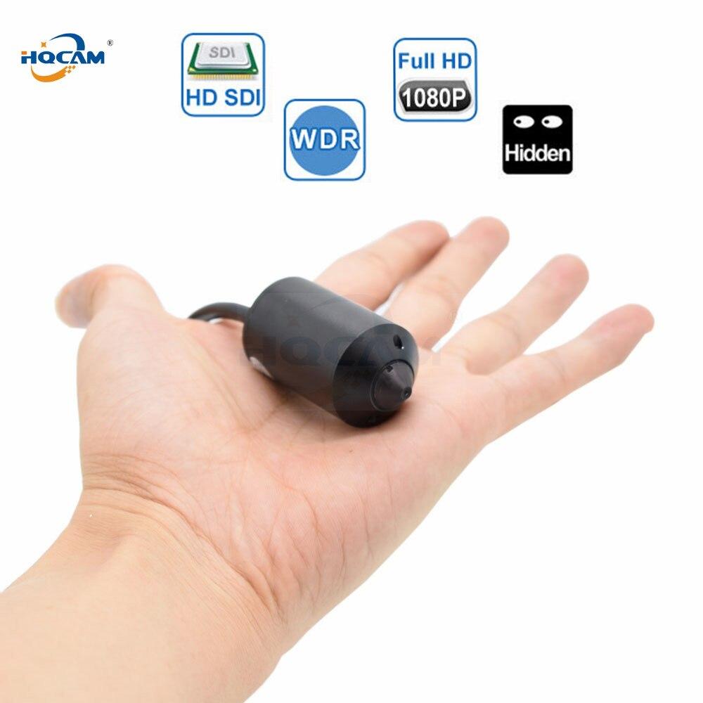 HQCAM 1080 P EX SDI cctv камера 1/3 дюймов Прогрессивное сканирование 2,1 мегапиксельный КМОП датчик для Panasonic 2MP мини Sdi Мини Пуля камера