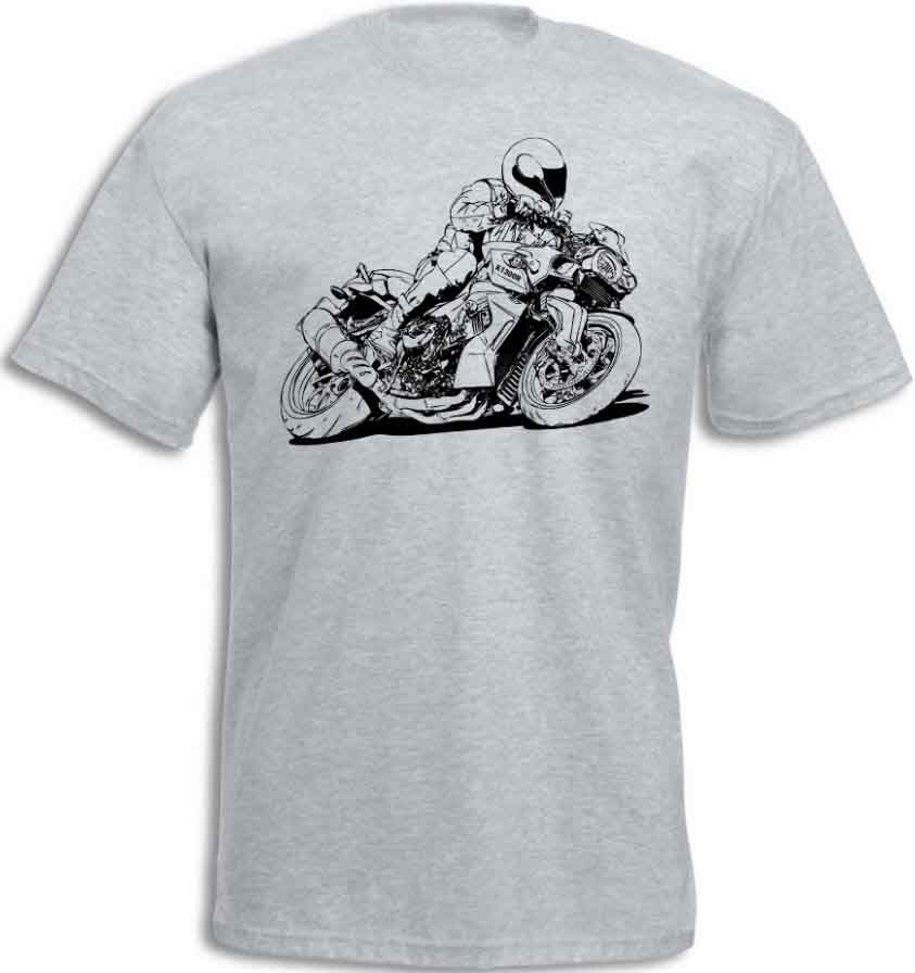 In Summer Of 2018 100% Cotton Man Tee K1300R T-Shirt With Graphics K 1300 R For The Motorrad DriverTee Shirt