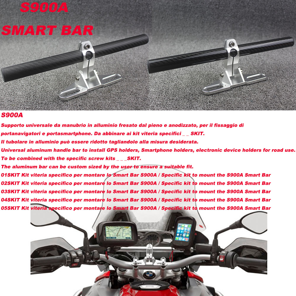 Motor Bike GPS Mount Holder Smart Bar For HONDA CB500X 13 2017 in Grips from Automobiles Motorcycles