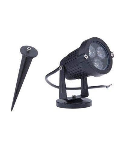 led lawn light dc12v ac85 265v 9w lamps ip65 waterproof landscape