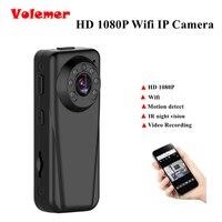 Volemer Mini Camcorder P2P Wireless IP Camera Video Loop Recording Full HD 1080P DVR Pocket Camera