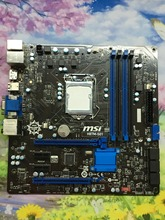 Free shipping 90% for new original motherboard for MSI H87M-S01 LGA1150 DDR3 32G H87 motherboard