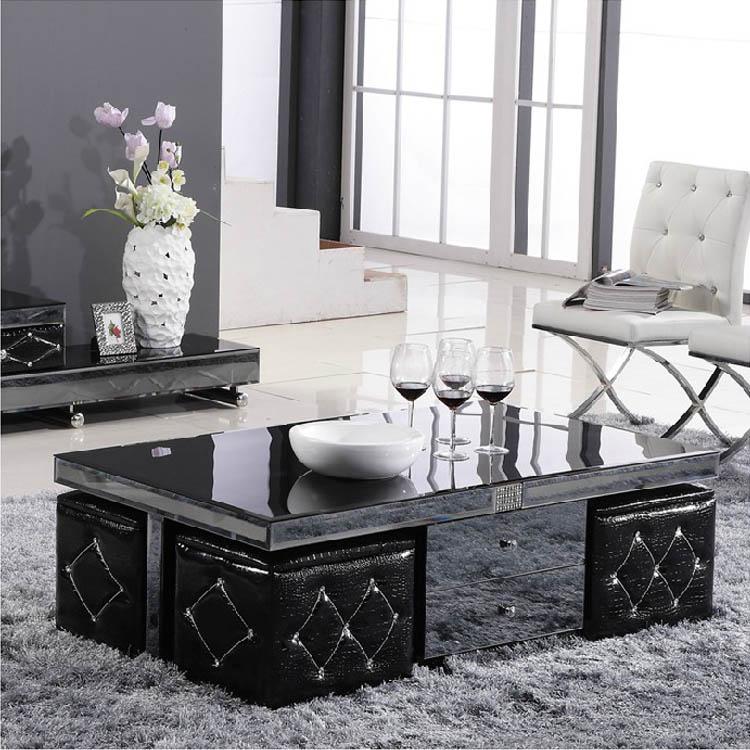 Achetez en gros miroir table basse en ligne des - Table basse miroir ...