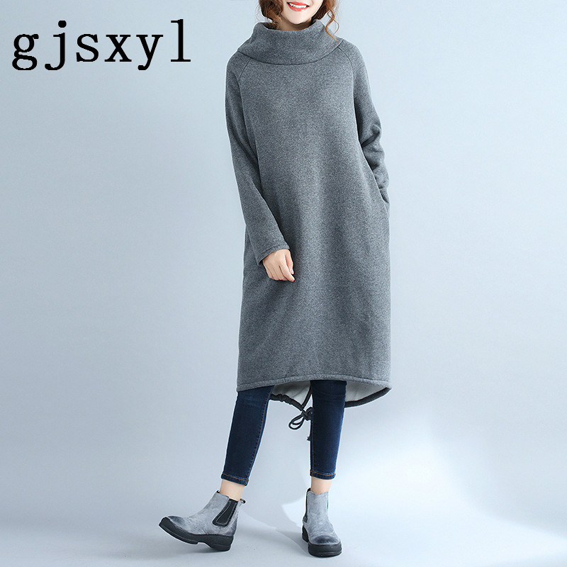 Real Time Goods In Stock 2017 Will Code Easy Sweater Robe High Lead Increase Down Dress elegant Woman maternity clothes vestidos