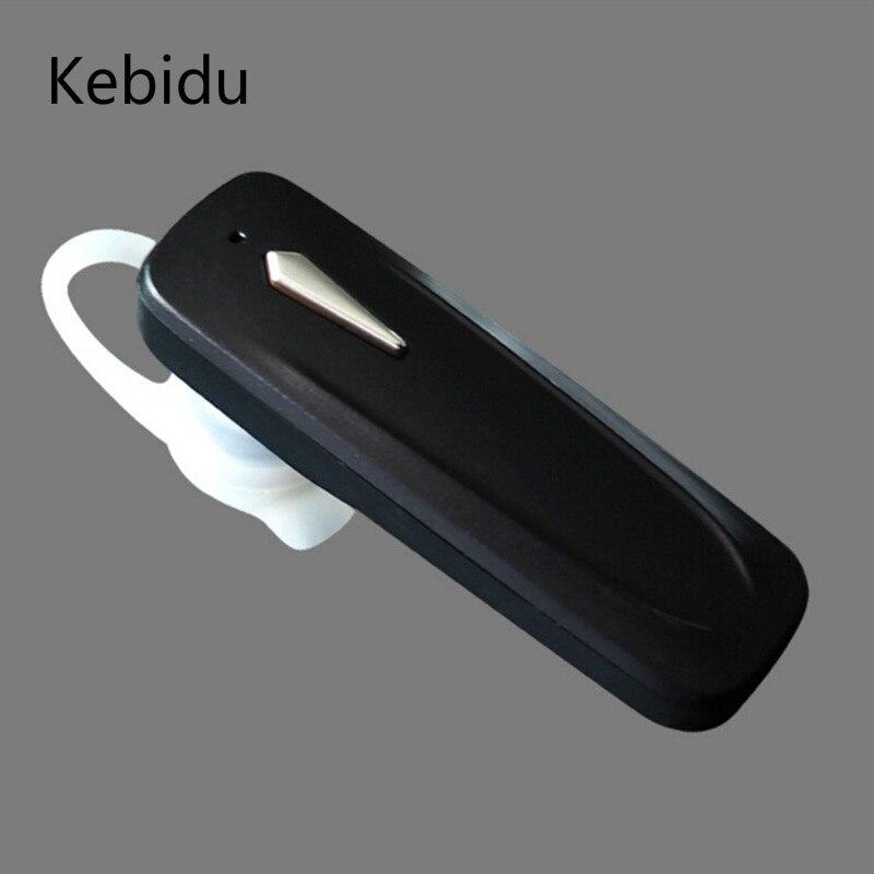 Kebidu m163 Mini <font><b>Bluetooth</b></font> Наушники наушники Портативный Беспроводной стерео гарнитура с микрофоном для Xiaomi Samsung S6 Huawei VS <font><b>S530</b></font>