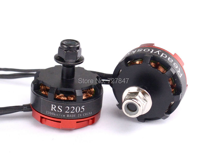 RS2205 2205 2300KV Motor for FPV Racing Quad CW / CCW feed motor board for roland rs 640