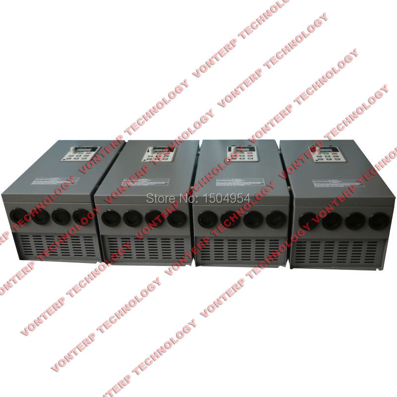 three-phase 380V/11KW Frequency inverter/AC MOTOR SPEED CONTROLLER three phase general frequency converter 2 2kw 380v three phase motor warranty 18 delta