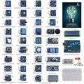 Набор датчиков SunFounder Ultimate UNO R3 V2.0 для Arduino UNO R3 Mega2560 Mega328 Nano