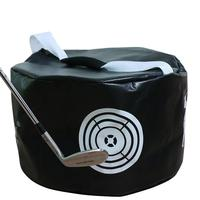 HobbyLane Golf Power Impact Swing Aid Bag Practice Training Smash Hit Strike Bag Trainer Exercise Multi function Aid Bag