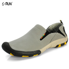 2016 New Men Winter Casual Shoes Loafers Slip On Super Cool Sport Water Shoes Walking Comfortable Breathable Men's Shoes Zapatos